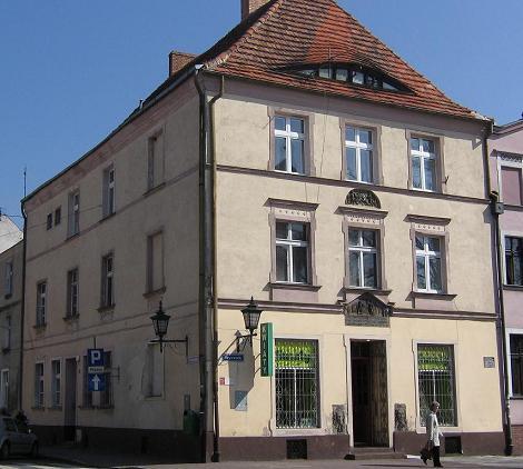 Cywinski-Haus am Markt in Culm - Chelmno