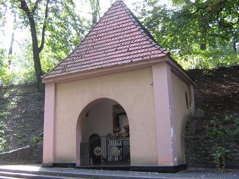 Gnadenkapelle in Culm an der Weichsel 28.09.2008 - www.chelmno.info