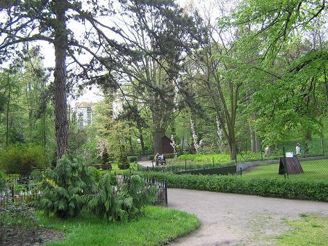 Zoobotanischer Garten in Thorn (Toruń)